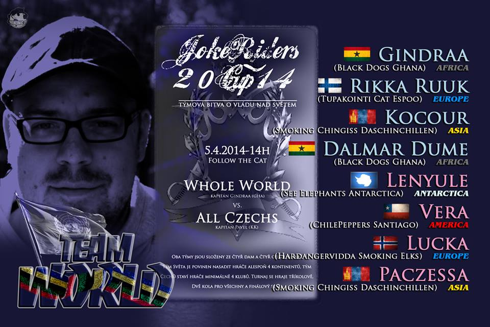 JokeRiders Cup - World Team 2014